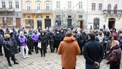 Рішення про послаблення карантину приймає уряд: у ЛМР розповіли, чому у Львові триває локдаун