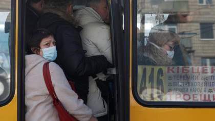 В маршрутки – по спецпропускам: в КГГА опубликовали документ о продлении локдауна в Киеве