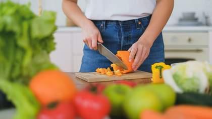 Що трапиться з організмом, якщо цілий місяць їсти овочі: результати експерименту