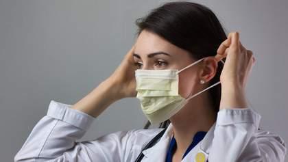 В Киеве стремительно увеличилось количество новых случаев заболевания COVID-19