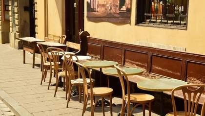 Во Львове из-за нарушения карантина закрыли 2 известных ресторана