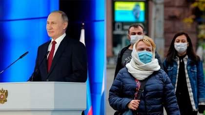 Главные новости 21 апреля: обращение Путина, продление карантина в Украине