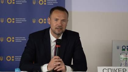 Украина потратит 1 миллиард на ноутбуки учителям и средства защиты в школы, – Шкарлет