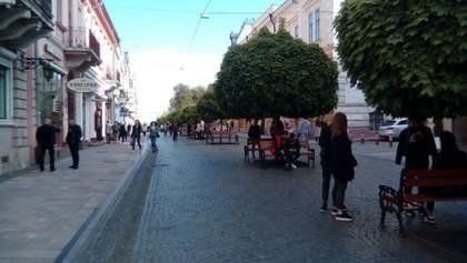Черновицкая область выходит из красной зоны