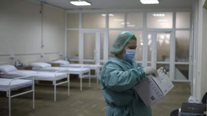 У Києві продовжує зростати кількість хворих на COVID-19: число смертей також вражає