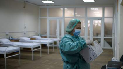 В Киеве продолжает расти количество больных COVID-19: число смертей также впечатляет