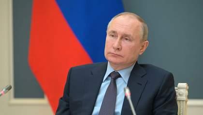 """Путін ввів обмеження щодо посольств """"недружніх країн"""""""