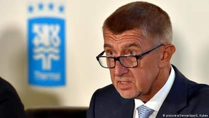 Росія знищила відносини, – прем'єр Чехії