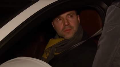 Дуже поспішав: Арестович заблокував рух пожежній машині на 1,5 години – відео