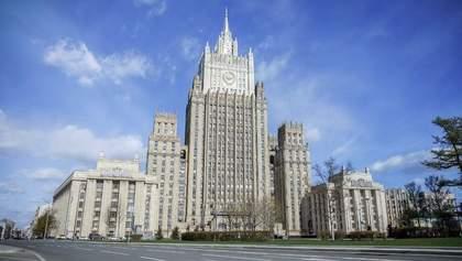 Россия высылает еще одного украинского дипломата