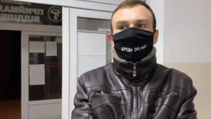 Забрав відеокамеру та посвідчення: у Бродах син міського голови побив журналіста у ресторані