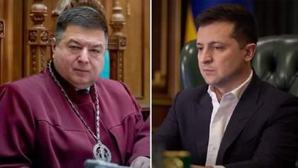 Протистояння немає, – у Зеленського прокоментували конфлікт з Тупицьким