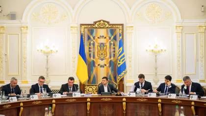В Офісі Президента розповіли, коли РНБО зможе розглянути питання територіальної оборони