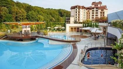 Не только Косино и Берегово: 5 термальных курортов Украины, где стоит отдохнуть и оздоровиться