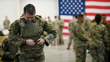 Військове командування США не очікує ескалації на кордоні України