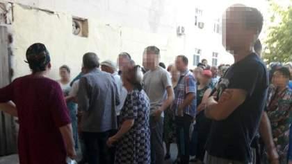 В Туркменистане запретили очереди за продуктами, недовольных – задерживают