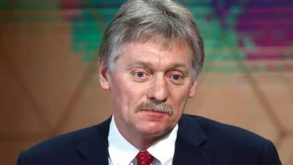 У Кремлі заявили про високу напругу на Донбасі