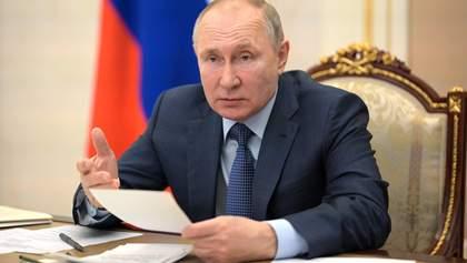 Конкретики не поступало, – Кремль о встрече Путина и Зеленского