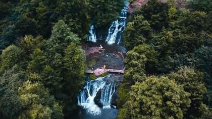 7 удивительных водопадов Украины, которые стоит посетить весной: невероятные фото