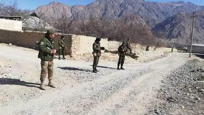 Число жертв на границе Кыргызстана и Таджикистана возросло до 13 человек
