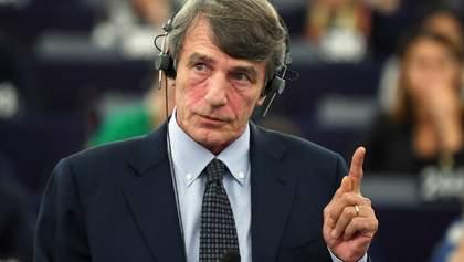 Россия запретила въезд главе Европарламента и еще ряду должностных лиц ЕС