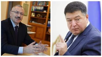 Новий оберт кризи в КСУ: Головатий позбавив Тупицького зарплати й службового авто