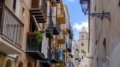Распродажа для туристов: в итальянской Сицилии продают дома за 1 евро