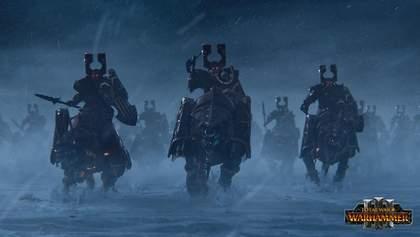 Масштабная битва людей с демонами: в сети появился первый геймплей Total War: Warhammer III