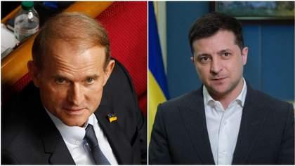 Вопрос госизмены – это не Зеленский против Медведчука, а Украина, – Кравчук