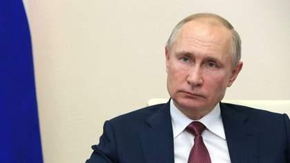 Лица из высшего руководства Украины активно работают в России и Крыму, – Путин