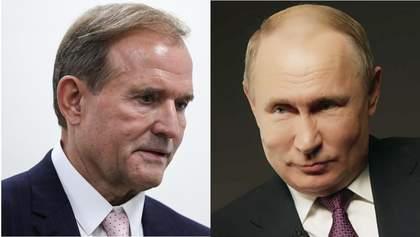 Это вызов для Москвы, – Огрызко о домашнем аресте Медведчука