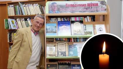 В Николаеве нашли мертвым известного историка Владимира Щукина, на теле – ножевое ранение