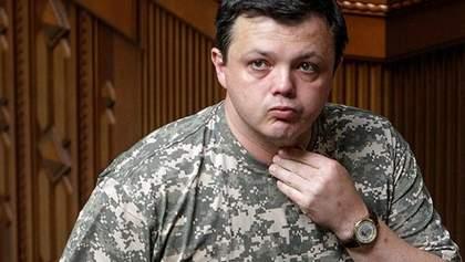 "Семенченко вручили подозрение из-за обстрела телеканала ""112 Украина"""