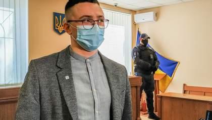 Суд отказал Стерненко и Демчуку в изменении меры пресечения