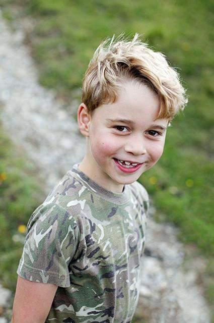 Син принца Вільяма і Кейт Міддлтон