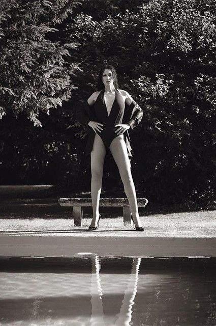 Моніка Беллуччі у фотосесії для глянцю F Magazine