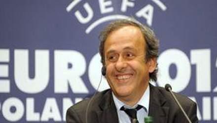 Платіні сподівається, що Україна вчасно підготується до Євро-2012
