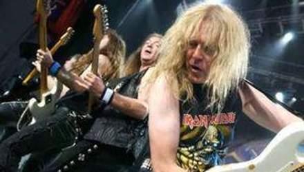 """Iron Maiden відмовився виступати на """"Гластонбері"""""""
