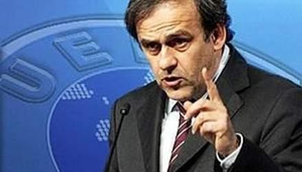 Платіні: Євро-2012 точно відбудеться в Україні