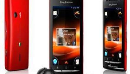 Sony Ericsson випустила перший Walkman-смартфон