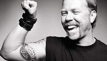 Солист Metallica Джеймс Хэтфилд стал актером