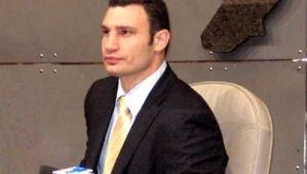 Виталий Кличко: Моя цель - доказать в очередной раз, что я по-праву владею своим титулом