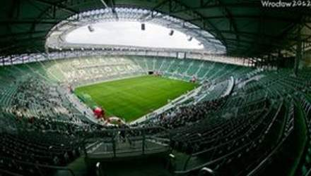 В Польше открыли стадион для Кличко и Адамека