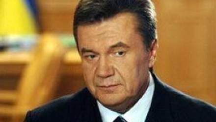 Янукович встретится с главой парламента Молдовы и президентом УЕФА