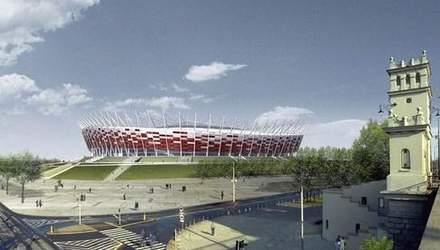 Платіні проінспектує готовність Польщі до Євро-2012