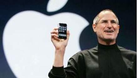 Компании Apple Стив Джобс оставил план развития на 4 года