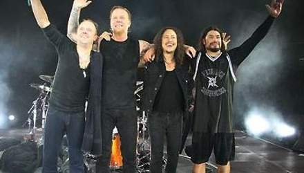 Metallica готує новий альбом