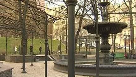 Фонтани Термена - ці 7 фонтанів красуються у Києві ще з XIX століття