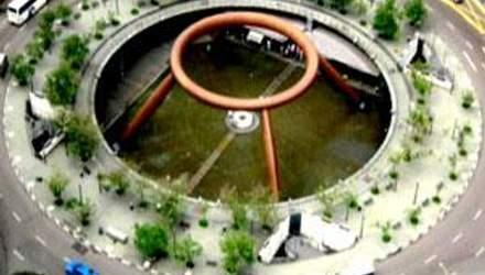 Фонтан Багатства - найбільший фонтан світу