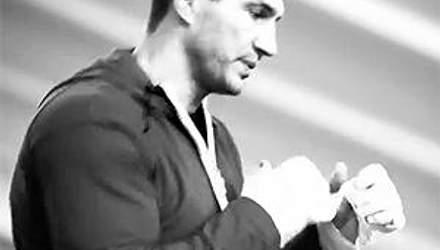 Кличко опублікував відео тренування перед боєм з Мормеком